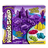 Kinetic Sand - Sandbox & Molds Activity Set