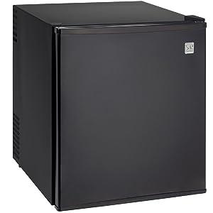 サンルック 冷庫さん 冷蔵庫 小型 48L ワンドア ペルチェ方式 1ドア 右開き ブラック