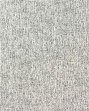 Carta da parati in vinilico EDEM 228-46 espanso resistente allo sfregamento e altamente lavabile bianco-nera 7,95 mq