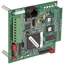 Opto 22 E1 16 Channel Digital Optomux Brain Board for Serial and Ethernet Networks, 5.0-5.2 VDC at 0.5 Amps