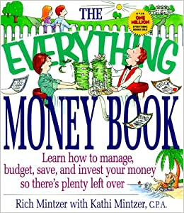 The Everything Money Book Learn How To Manage Budget