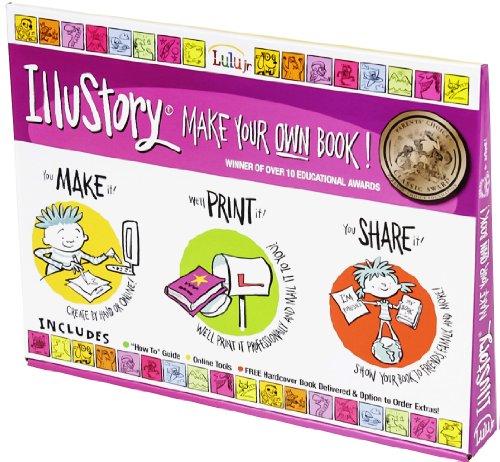 Lulu Jr. Illustory - Craft Kit