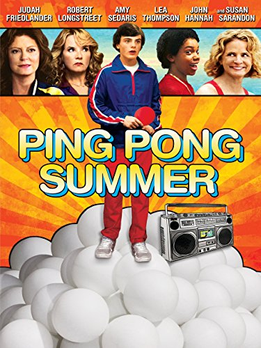 Ping Pong Summer (2014) (Movie)