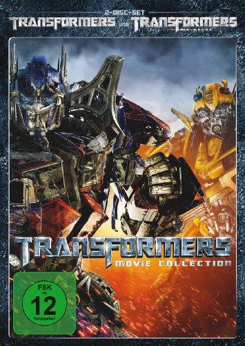 Transformers 1 & 2 [2 DVDs]