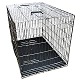 cage de transport pour chiens grande taille d 39 occasion. Black Bedroom Furniture Sets. Home Design Ideas