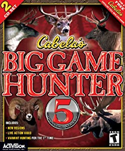 Cabela's Big Game Hunter 5 Platinum - PC
