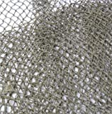 Nautical Decorative Fish Net 5' X 10' - Fish Netting - Rustic Beach Decor