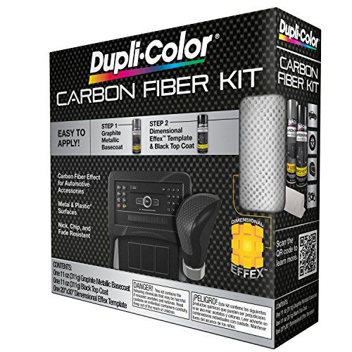 Dupli-Color CFK100 Carbon Fiber Kit (Carbon Fiber Repair compare prices)