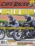 Cafe' Racer (August/September 2013 - Issue 28)