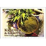 Kr�uter und Gew�rze: Herbs and Spices /Herbes et epices Tubu21