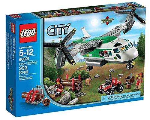 LEGO City Airport 60021 - Biplano Merci
