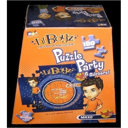 Lil' Boyz Puzzle Party - Mikko