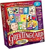 Greeting Card Factory 2.0 Deluxe