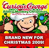 Curious George: A Very Monkey Christmas Various Artists