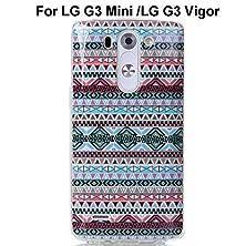 buy Lg G3 Vigor / G3Mini Case, Sophia Shop [Owl Pattern] [Flower Pattern] Ultra Slim Tpu Protective Cover Case Fit For Lg G3 Vigor/ Lg G3 Mini (Green Striation)
