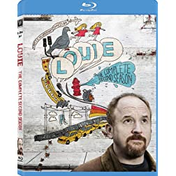 Louie: Season 2 [Blu-ray]