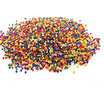 Bullet Balls For Water Gun Toys Kids Toys 200 Pcs/pack Mini Round Crystal Soil Water Beads Magic Jelly Balls by GANCAOXING that we recomend individually.