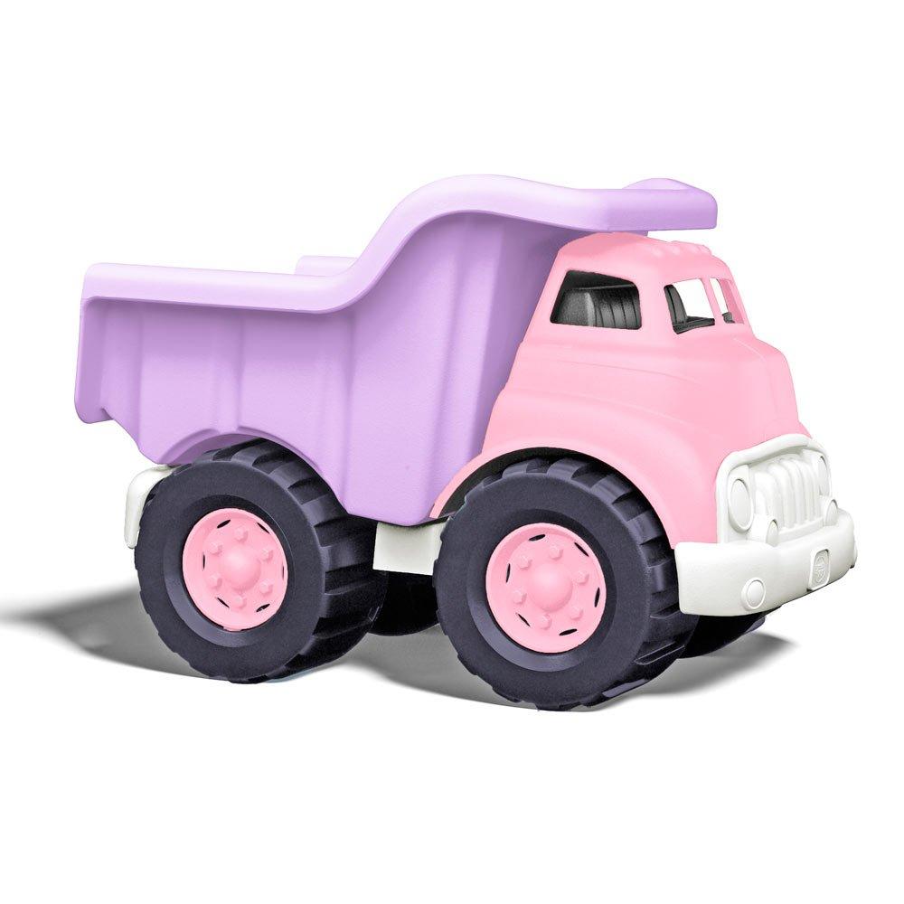 Green Toys Dump Truck, Pink
