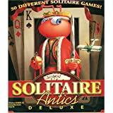 MASQUE Solitaire Antics Deluxe for PC and Macintosh