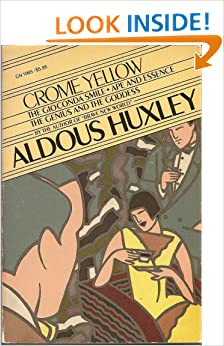 Crome Yellow The Gioconda Smile Ape And Essence The border=