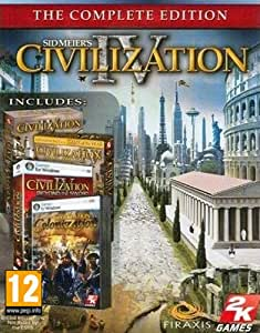Sid Meier's Civilization IV: The Complete Edition - Steam version  [Online Game Code]