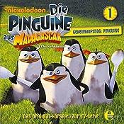 Geheimauftrag: Pinguine (Die Pinguine aus Madagascar 1)   Thomas Karallus