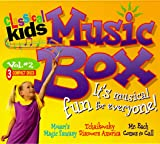 Music Box with CD (Audio) (Classical Kids Music Box)