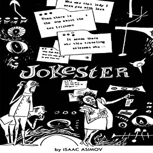 Jokester Audiobook