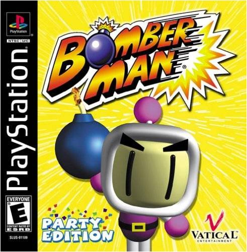 Bomberman Party Edition front-260002