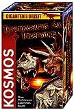 KOSMOS 630515 - Skelette T - Rex mit Triceratops von KOSMOS