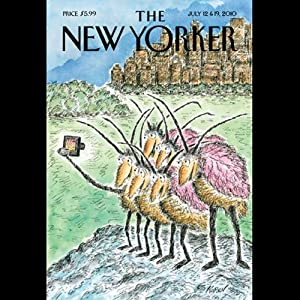 The New Yorker, July 12th & 19th 2010: Part 2 (James Surowiecki, David Grann, John Kenney) Periodical