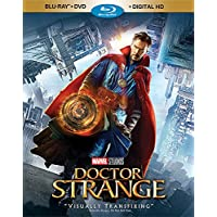 Doctor Strange (Blu-ray / DVD / Digital HD) + $10.25 Kmart Credit