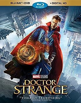 Doctor Strange (Blu-ray / DVD / Digital HD) + $10.25 Credit
