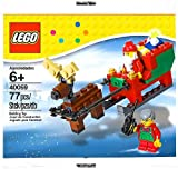 Lego 40059 Santa and His Sleigh 77 Pc. Holiday 2013