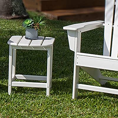 "POLYWOOD South Beach 18"" Adirondack Side Table"