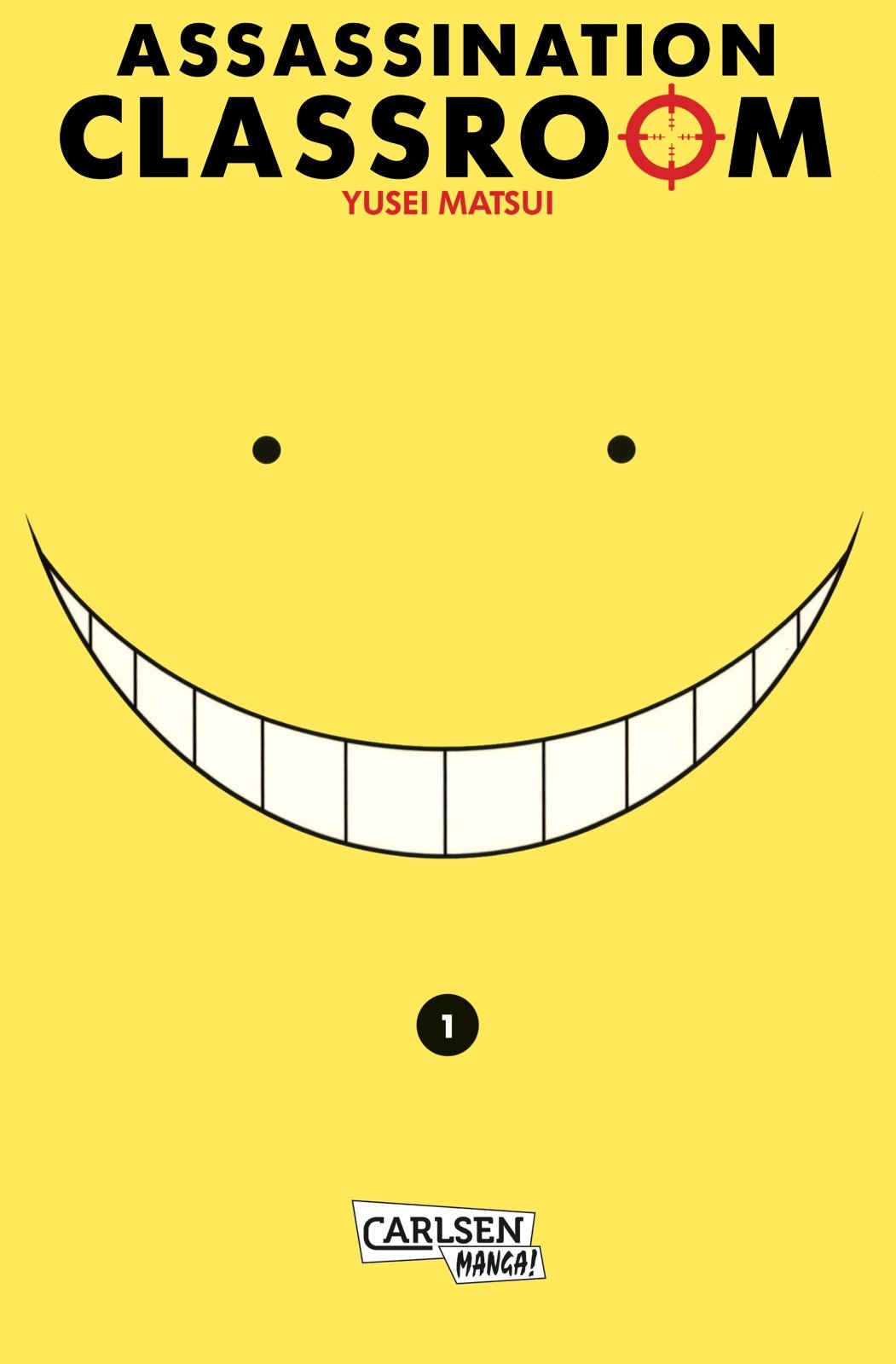 Assassination Classroom, Band 1