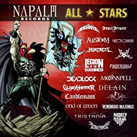 Napalm Records All Stars (Amazon Sampler)