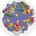 The Simpsons CC106 Christmas Montage Jigsaw Puzzle 500 pcs