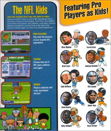backyard football 2002 images pictures becuo