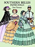 Southern Belles Paper Dolls (Dover Paper Dolls)