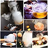 ARINO Smoking Gun Food Smoker, Handheld Smoke Infuser for Cool Smoking Meat Fish Cocktail Beverage Cheese Whisky Food Drinks by Igniting Smoking Chips, Portable Pro Smoker for Kitchen Home Outdoor BBQ