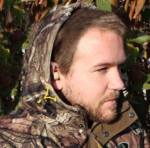 For Sale! Hearing Amplifier Aids Your Ability to Hear -Better Than Walkers Game Ear - Great For Hunt...