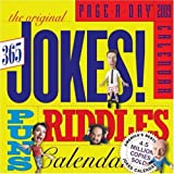 The Original 365 Jokes, Puns & Riddles Page-A-Day Calendar 2009