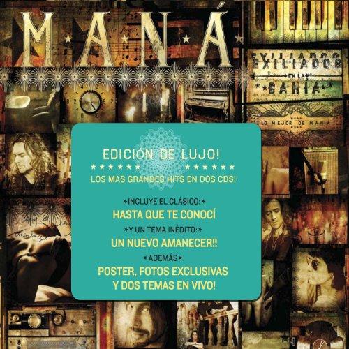 Mana - Exiliados En La Bahia (Lo Mejor De Mana) - Deluxe Edition - Zortam Music