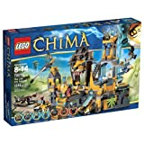 The Lion CHI Temple LEGO® Chima Set 70010