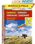 Denmark Marco Polo Atlas (Marco Polo...
