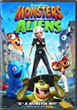 Cover art for  Monsters vs. Aliens