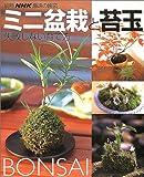 ミニ盆栽と苔玉―失敗しない育て方 (別冊NHK趣味の園芸)