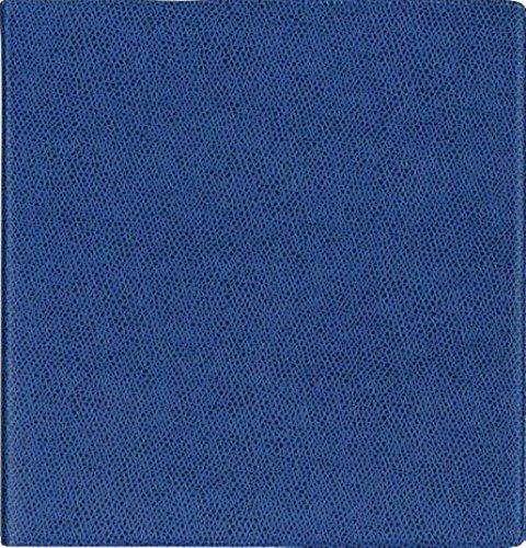 クオバディス 手帳 2016 エグゼクティブ アンパラ  ウィークリー ブルー qv01401bl