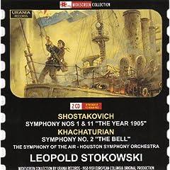 Symphony 1 & 11 / Symphony 2 - The Bell